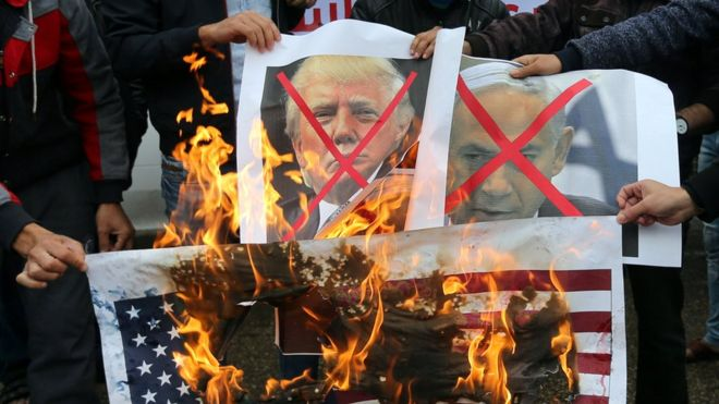 3 possible consequences of Donald Trump's decision that the United States recognize Jerusalem as the capital of Israel