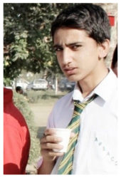 Shayan Nasir Age: 15 Class: 10 Son of Naila and Jamal Nasir Siblings: Fazle Nasir (25), Shahab Nasir (23), Seemab Nasir (21), Zubair Nasir (19) and Shafi Nasir (17)