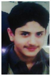 Nangyal Tariq Age: 14 Class: 8 Son of Tariq Jan and Shagufta Tariq Siblings: Mehwish Tariq age (18), Sohail Tariq (13) and Sawail Tariq (7)