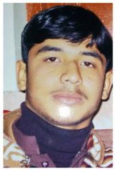 Sohail Sadar Age: 16 Class: 9 Son of Mr. and Mrs. Sardar Hussain Siblings: Hareem Sardar (15), Mohammad Haris Sardar (11) and Mohammad Hassan Sardar (7)