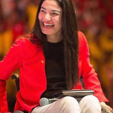 Muniba Mazari's Ex-Husband Sues Her For Defamation