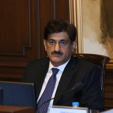 Karachi descended into its present state when Kamal became mayor, says Murad