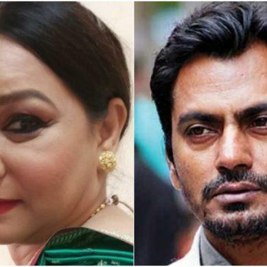 Nawazuddin calls first gf Sunita's claims 'publicity stunt', actress hits back