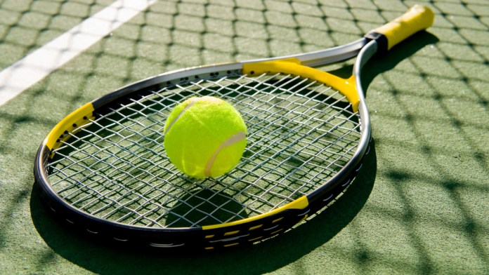 Ahmed overcomes Indian opponent to advance in tennis tournament