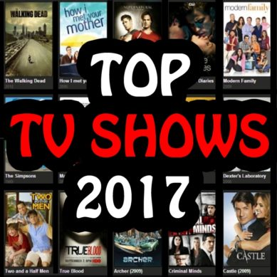 Top 5 television series of 2017