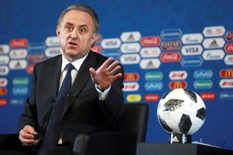 IOC hands lifetime Olympic ban to Russia's FIFA World Cup organising chief Vitaly Mutko