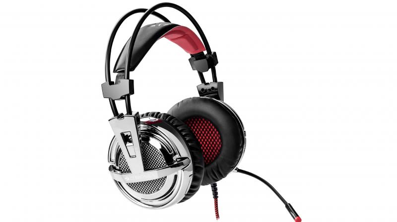 ​​Zebronics launches premium Gaming headphones 'Orion'