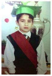 Mohammad Uzair Ali Age: 14 Class: 8 Son of Gulab Perveen and Ahmad Ali Siblings: Malaika Ali (11) and Mohammad Jalal Ibrahim (7.5)