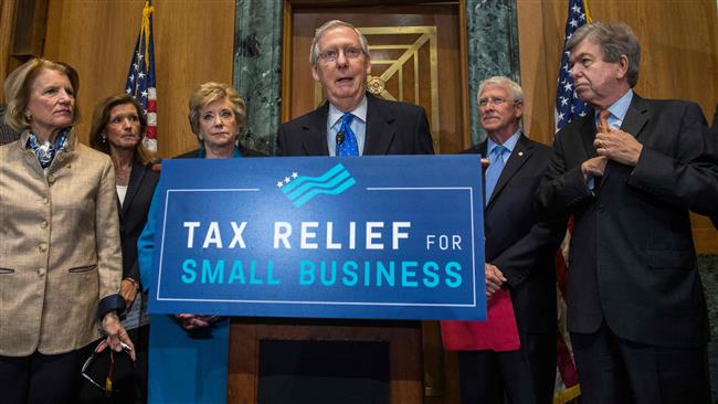 The United States Senate approves the controversial tax reform promoted by Donald Trump, the largest in 30 years