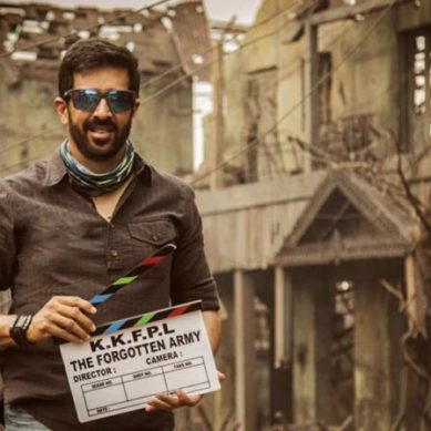 Kabir Khan to make his digital debut with a web series titled The Forgotten Army