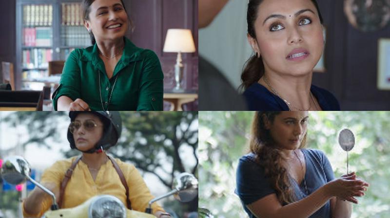 Hichki trailer: Rani Mukerji looks charming in the role of a school teacher