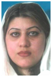 Sahar Afshan (teacher) Age: 33 Daughter of Dr. Muhammad Noor Raziq (late) and Shamim Akhter Siblings: Fawad Gul (35)
