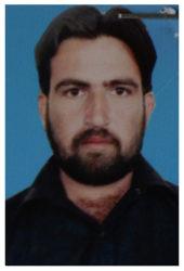 Muhammad Hussain (gardener) Age: 24 Son of Shamsher Khan and Saira Bibi Children: Hina (7), Iqra (5) and Aneesa (3)