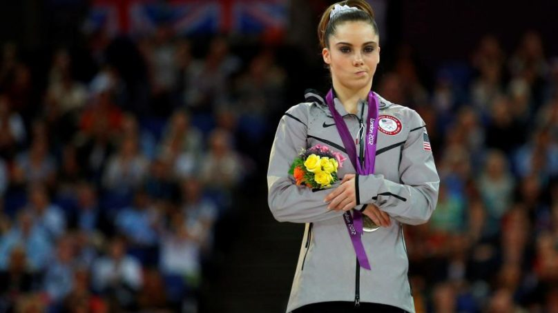Gymnast Maroney says in court filing she was forced to sign agreement