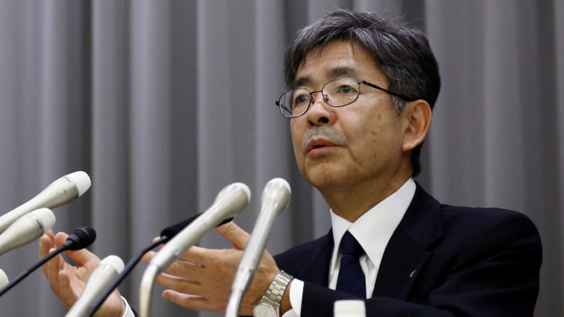 Kobe Steel says senior executives knew about data tampering