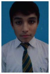 Muhammad Shafqat Age: 15 Class: 9 Son of Sep (retd) Muhammad Arif