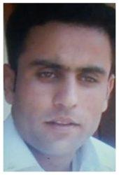 Mudassar Khan (lab assistant) Age: 25 Son of Mr. and Mrs. Muhammad Khan Siblings: Sher Khan (23), Anas Khan (21), Umar Khan (19), Gulnaz (18), Afshan (15) and Fatima (10)