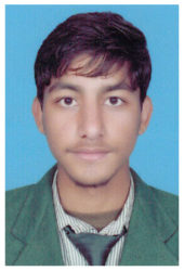 Shafique ur Rehman Age: 18 Class: 2nd Year Son of Subedar Noor Rehman and Hafeeza Begum Siblings: Sher (25), Sabira (21), Ijaz (15), Javeria (13) and Bilal (11)