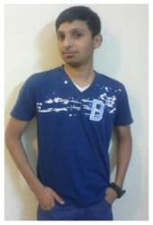 Maheer Rizwan Age: 15 Class: 9 Son of Mohammad Rizwan Aslam and Aneela Rizwan Siblings: Mehreen Aslam (14), Arham Siraj (9) and Zuraiz (5 months)