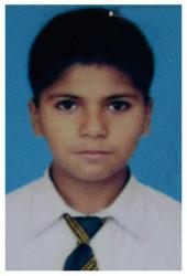 Syed Afaq Ahmed Age: 15 Class: 9 Son of Zahir Shah (late) and Bibi Amna Siblings: Shah Fahad (27), Bibi Fatma (25), Shamsul Qamar (24), Bibi Rabia (19), Farooq Didar (18), Bibi Uzma (16) and Arsh Zahir (13)