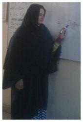Benish Umer (teacher) Age: 30 Wife of Umer Zeb Butt Children: Hibbah Umer (5), Annaya Umer (3) and Affaf Umer (1)