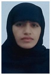 Hajra Sharif (teacher) Age: 28 Daughter of Muhammad Sharif and Israr Bibi Siblings: Ruman Nissah (37), Muhammad Amin (35), Bibi Aamna (34), Abrarul Amin (32), Samina Parveen (30) and Shahid Amin (25)