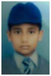 Muhammad Tahir Age: 15 Class: 10 Son of Hav. Muhammad Ismail and Sajida Kalsoom Siblings: Iqra Mustafwi (17), Fizza Mustafwi (6) and Quratulain Fatima (5)