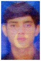 Ehsanullah (driver) Age: 22 Son of Zainullah and Saleema Bibi Children: Yasirullah (3) and Muhammad Yousaf (5 months)