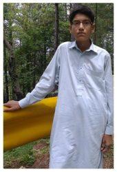 Muhammad Haris Khan Age: 14 Class: 8 Son of Ghulam Din and Shahida Nasreen Siblings: Faisal (15), Usman (10), Faizan (Late, 3)