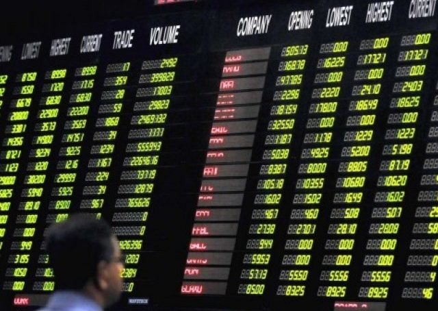 Market watch: KSE-100 falls another 465 points