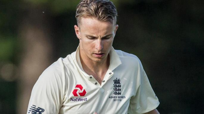 Curran to make Test debut at MCG