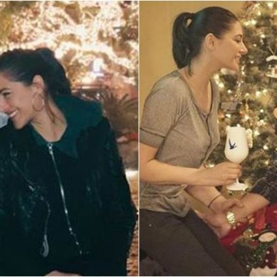 Nargis Fakhri spends Christmas with 'loved ones' and it's not Uday Chopra. See photo