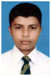 Hamid Ali Khan Age: 13 Class: 8 Son of Sher Ali Khan and Farman Nissah Siblings: Sidra Ali Khan (16), Jawad Ali Khan (11) and Sana Ali Khan (4)
