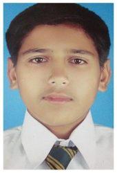 Khushnood Zeb Age: 14 Class: 8 Son of Rana Aurangzeb and Ruqia Bibil Siblings: Rana Sana Zeb (20), Hafiz Rana Muhammad Aftab Zeb (16) and Rana Muhammad Mehtab Zeb (16)