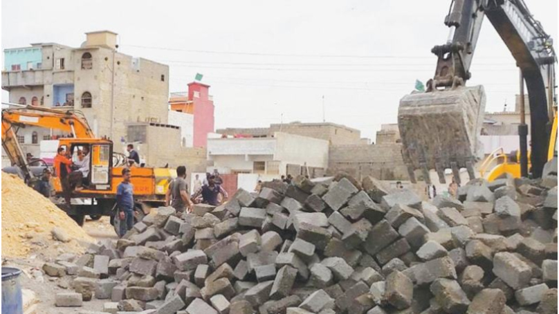 Sattar seeks compensation for properties razed by KDA on court orders