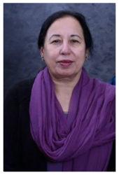 Tahira Qazi (principal) Age: 64 Daughter of Qazi Hayat Ullah Khan Wife of Lft Col. (retd) Qazi Zafar Ullah Khan Children: Arifa Qazi (32), Imran Ullah Qazi (30) and Ahmed Ullah Qazi (24)
