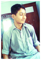 Arham Khan Age: 14 Class: 8 Son of Sanaullah Khan Khattak and Noreen Sana Siblings: Shaheer Khan (24), Zawat Khan (23) and Yashfeen Khan (19)