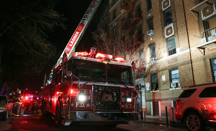 Worst fire in New York fire in decades kills 12 in the Bronx