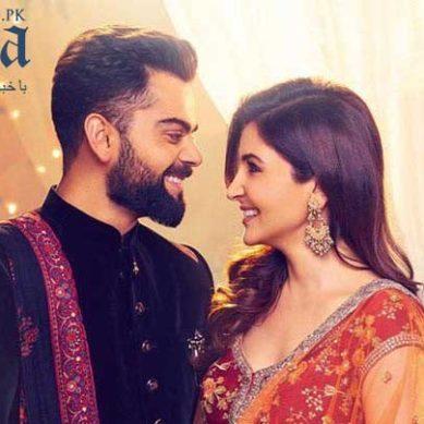 Amid speculation of a wedding with Virat Kohli in Italy, Anushka Sharma and family leave Mumbai