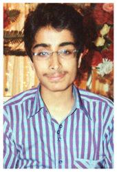 Syed Husnain Shah Age: 14 Class: 8 Son of Syed Fazal Hussain and Saima Fazal Hussain Sibling: Syed Talib Hasnain (11 months)
