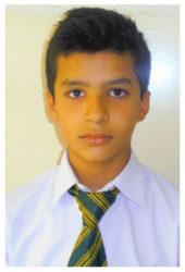 Awais Nasir Age: 14 Class: 8 Son of Jamal Abdul Nasir and Rozeena Nasir Siblings: Hira Nasir (20), Sana Nasir (17), Haris (12) and Abdul Nasir (11)