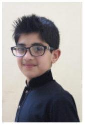 Muzamil Umer Sadiq Age: 16 Class: 9 Son of Umer Karim Sidiq and Sumera Umer Siblings: Dr Unzela Umer (24), Kamil Umer (23), Hijab Umer (22) and Aimal Umer (17)
