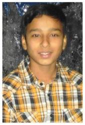 Ammar Iqbal Age: 14 Class: 8 Son of Mr. and Mrs. Nauman Iqbal