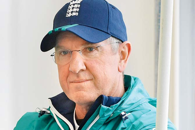 Under-fire Bayliss to step down after 2019 Ashes