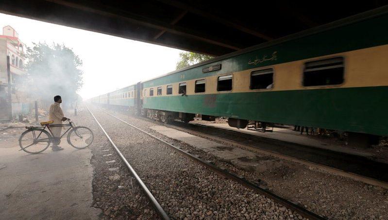Karachi Circular Railway faces derailment — again