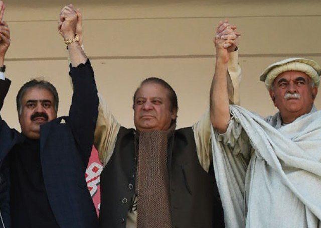 Zehri seeks Sharif's help to defeat no-trust move