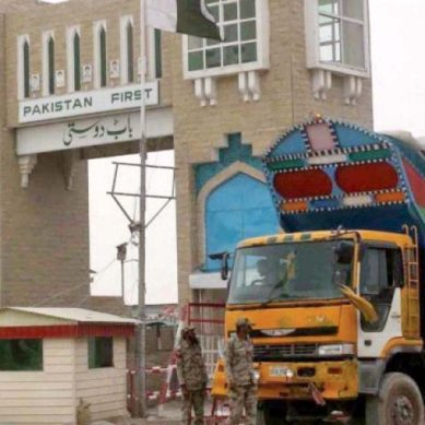 New border terminals planned to push trade with Kabul, Delhi
