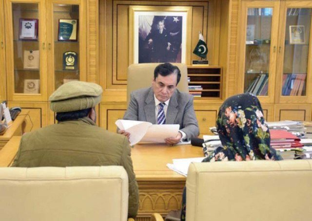 People can now directly lodge graft complaints