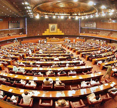 NA passes resolution condemning Imran's anti-parliament remarks