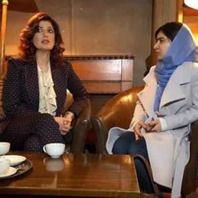 Rare sighting: Malala Yousufzai shows support for Akshay Kumar's 'PadMan'